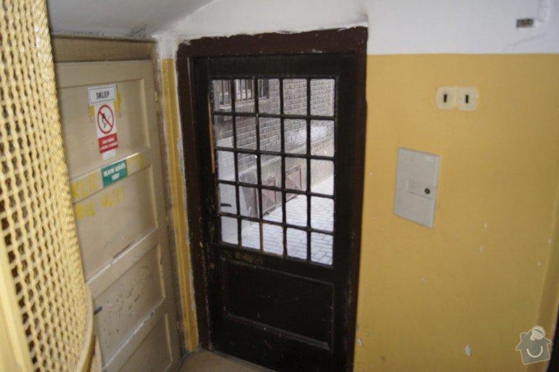 Oprava starých dveří na dvůr: _DSC3773