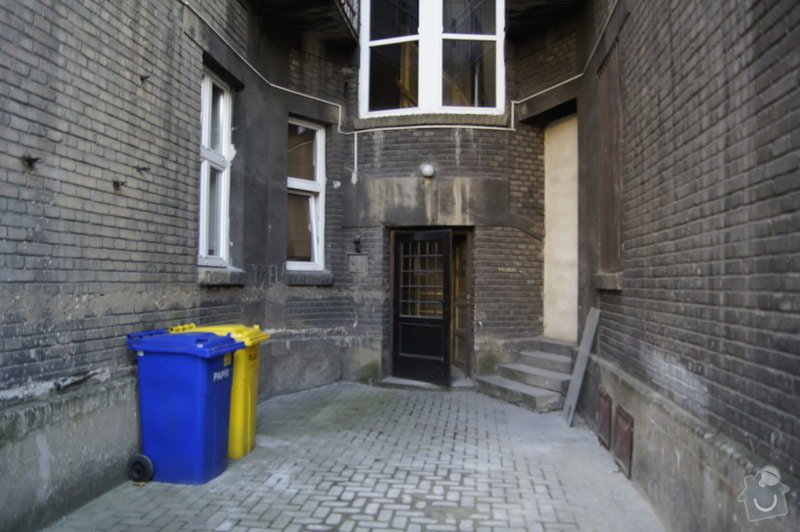 Oprava starých dveří na dvůr: _DSC3776
