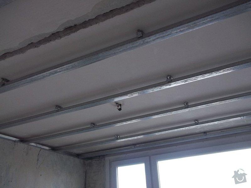 Příčky a stropy v bytě 4+kk: 104_0822