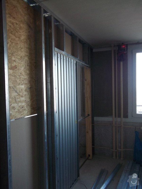 Příčky a stropy v bytě 4+kk: 104_0824
