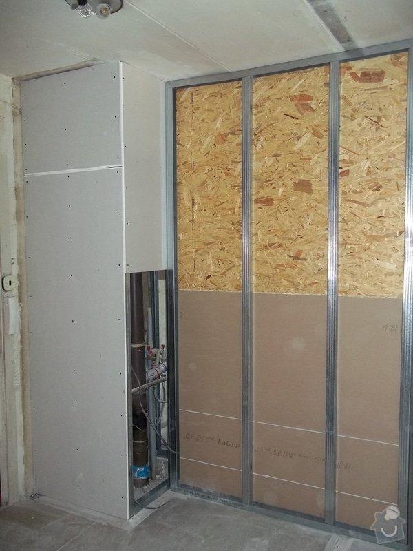 Příčky a stropy v bytě 4+kk: 104_0844