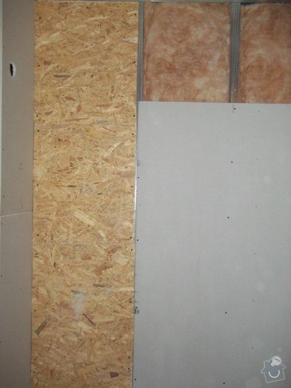 Příčky a stropy v bytě 4+kk: 104_1026