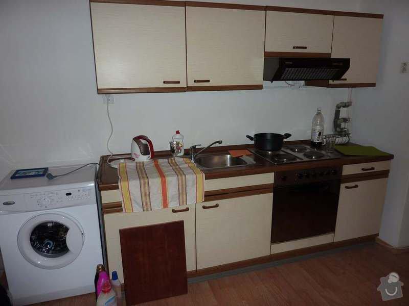 Obklad za kuchyňskou linku: P1040567