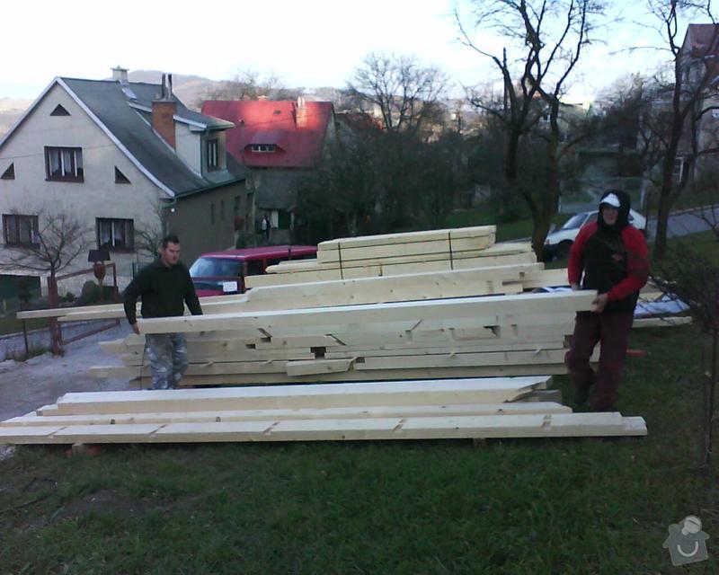 Realizace krovu na rodinném domě: DSC00200