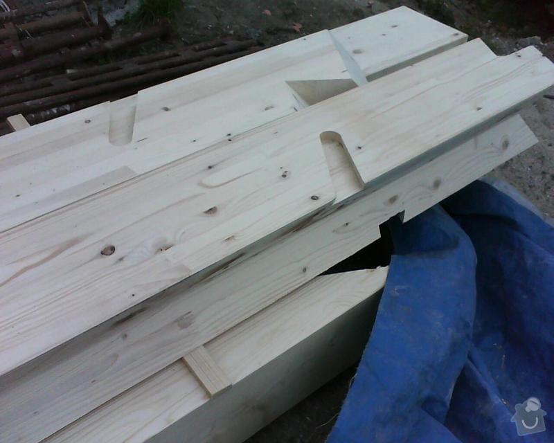 Realizace krovu na rodinném domě: DSC00201