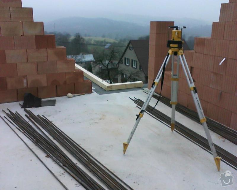 Realizace krovu na rodinném domě: DSC00203