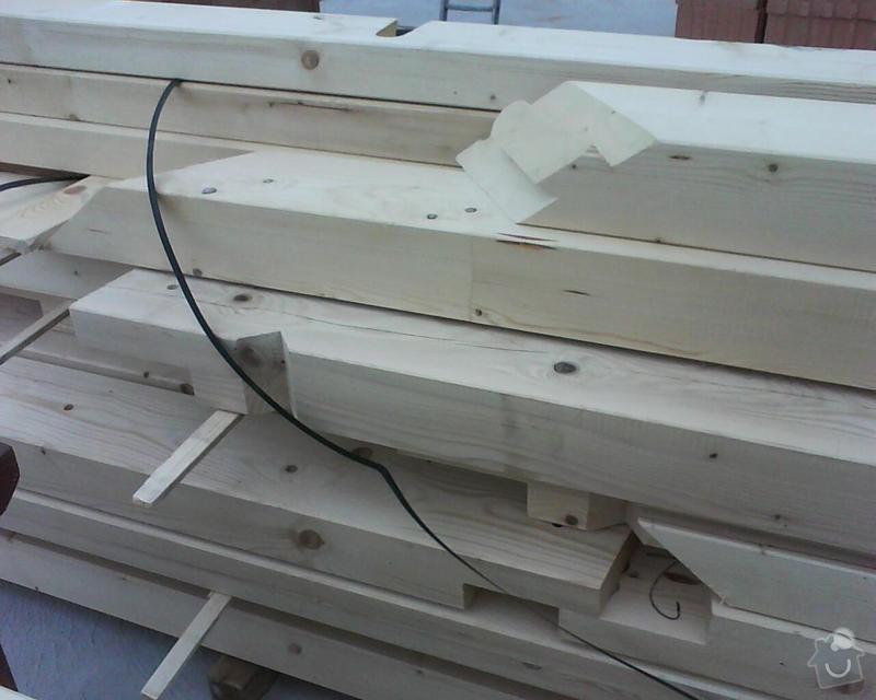 Realizace krovu na rodinném domě: DSC00215