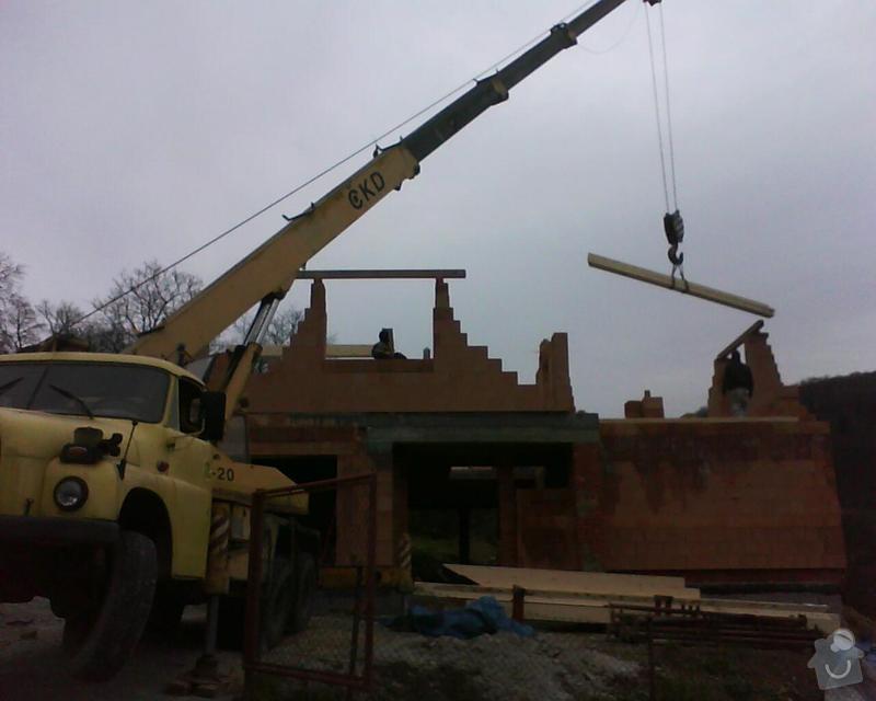 Realizace krovu na rodinném domě: DSC00207