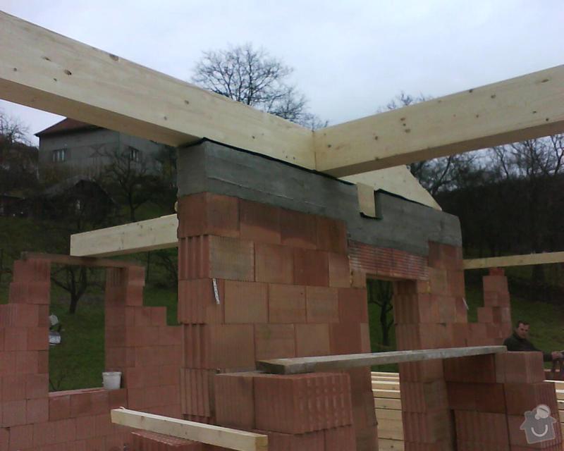 Realizace krovu na rodinném domě: DSC00208