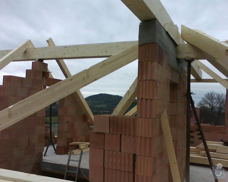 Realizace krovu na rodinném domě: DSC00214