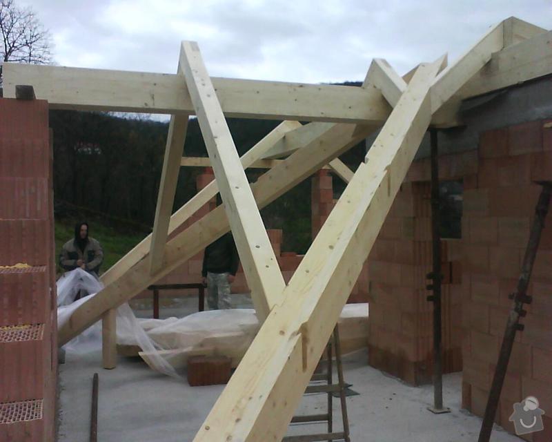 Realizace krovu na rodinném domě: DSC00216