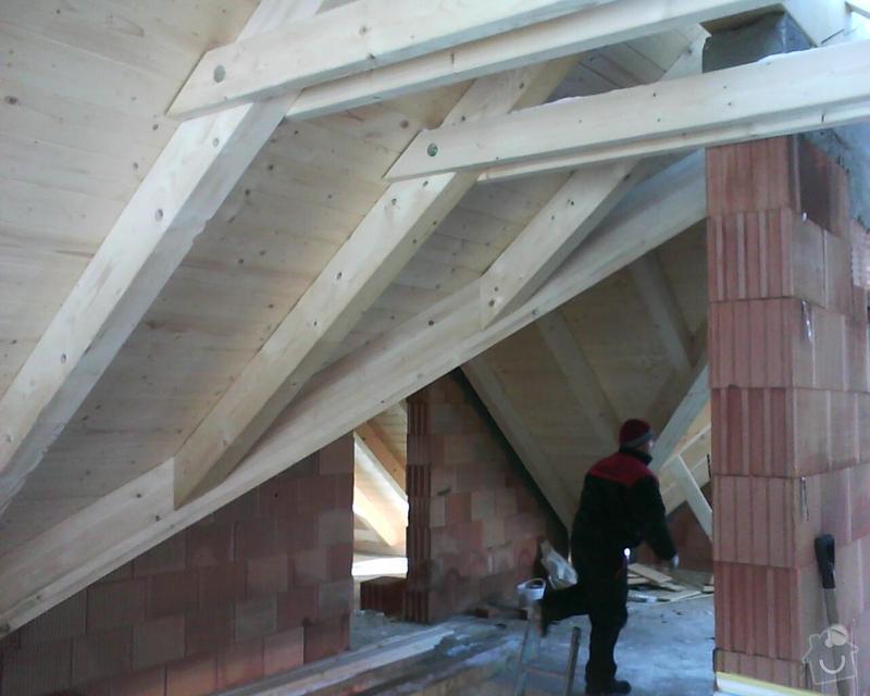 Realizace krovu na rodinném domě: DSC00232