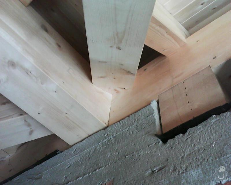 Realizace krovu na rodinném domě: DSC00286