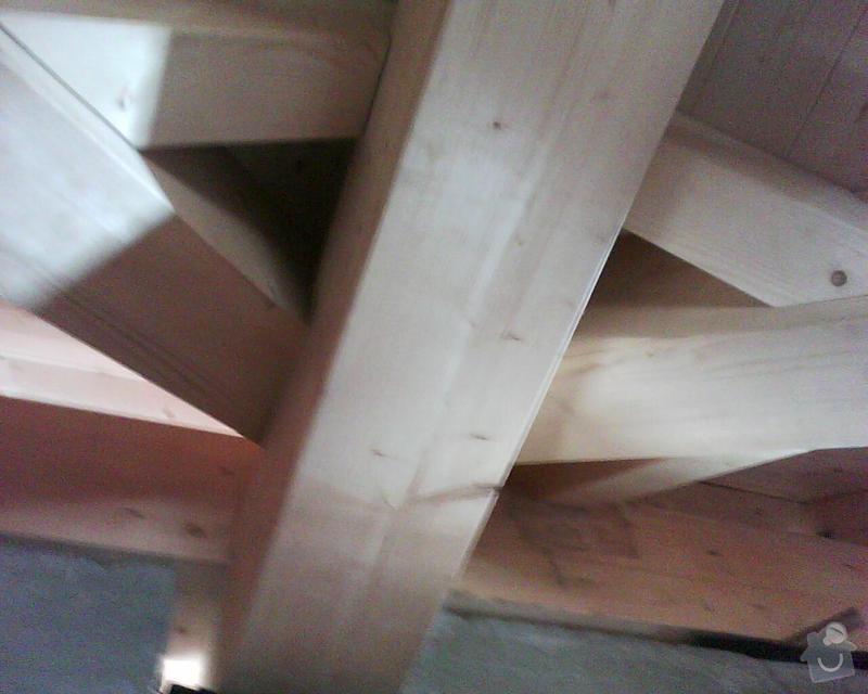 Realizace krovu na rodinném domě: DSC00287