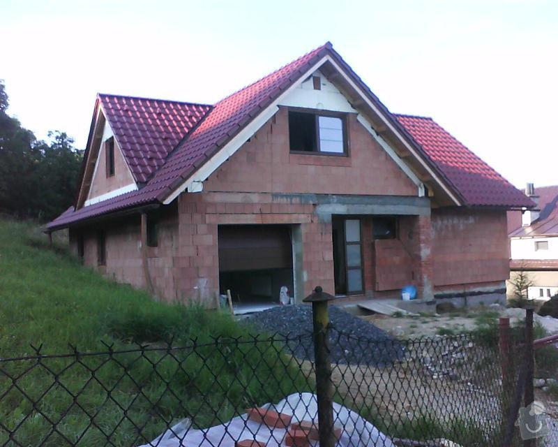 Realizace krovu na rodinném domě: DSC00410