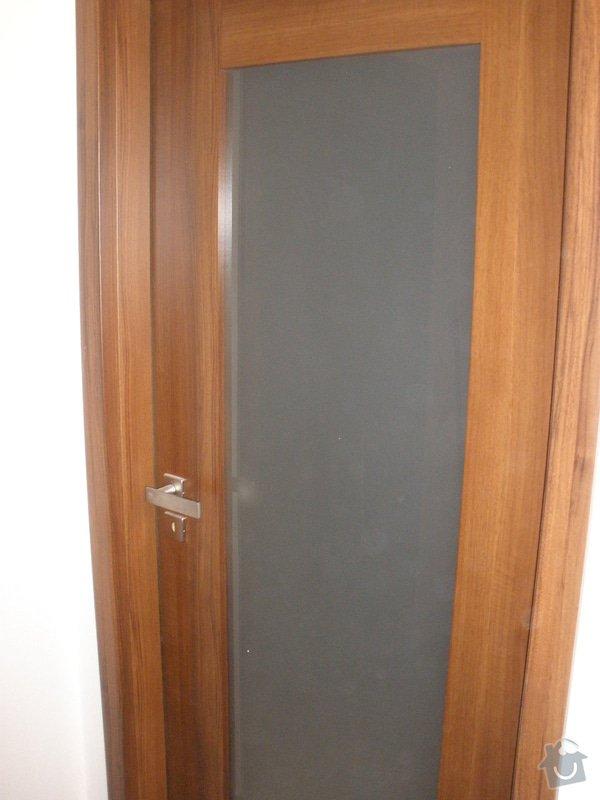 Dodávka a montáž interiérových a posuvných dveří: PC150684
