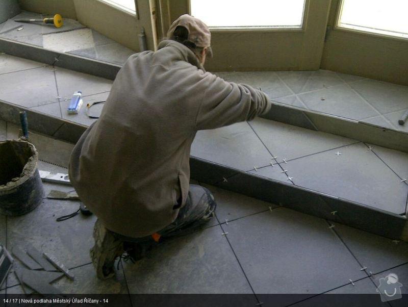 Podlaha MU Říčany: mu14