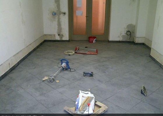 Podlaha MU Říčany