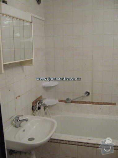 Rekonstrukce koupelny a WC: 1