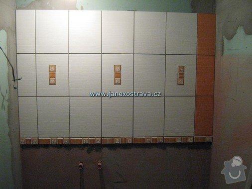 Rekonstrukce koupelny a WC: 4