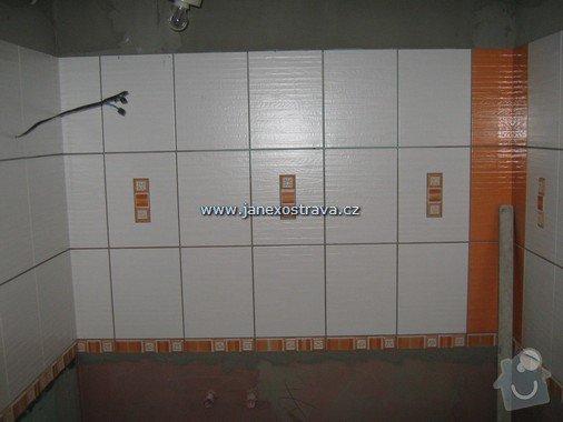 Rekonstrukce koupelny a WC: 6