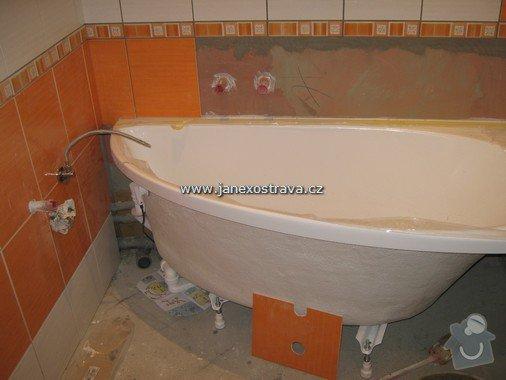Rekonstrukce koupelny a WC: 7