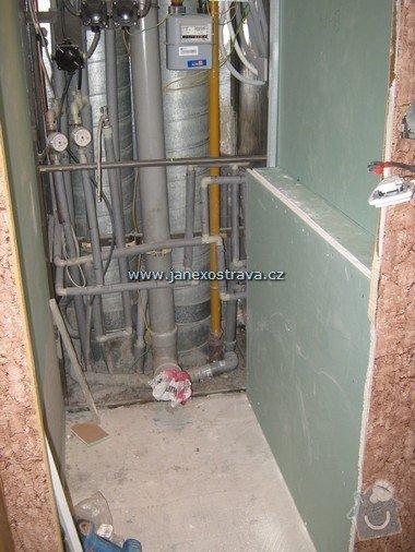 Rekonstrukce koupelny a WC: 9
