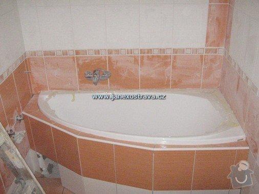 Rekonstrukce koupelny a WC: 13