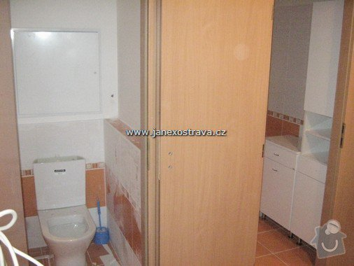 Rekonstrukce koupelny a WC: 15