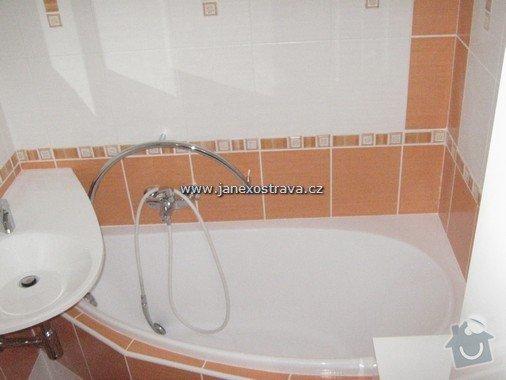Rekonstrukce koupelny a WC: 16