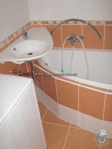 Rekonstrukce koupelny a WC: 17