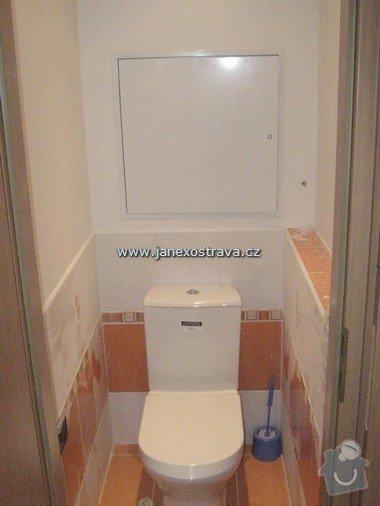 Rekonstrukce koupelny a WC: 19