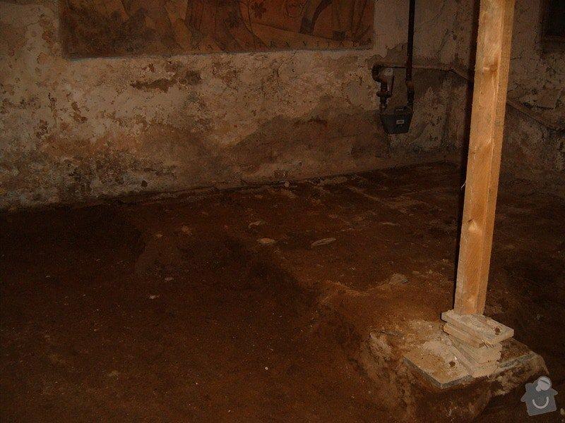 Rekonstrukce RD voda, plyn: S3704491
