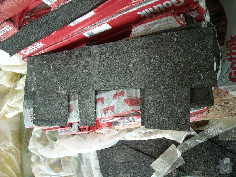 Pokrytí střechy šindelí + klempířské práce: snimek_020