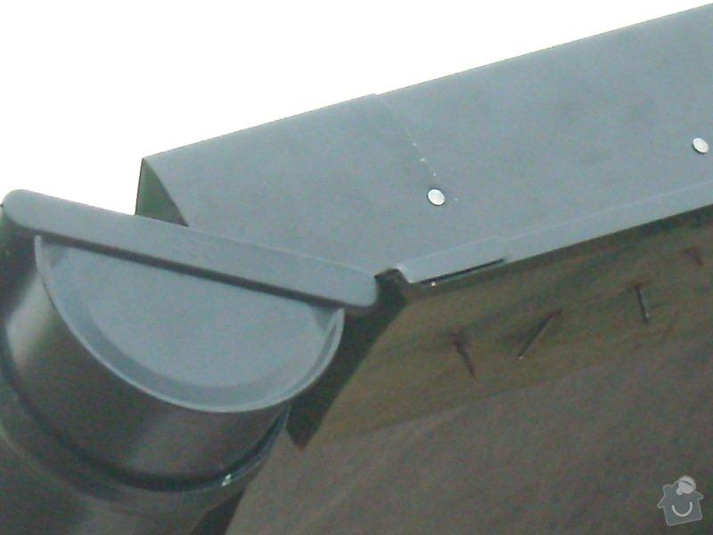 Pokrytí střechy šindelí + klempířské práce: snimek_132