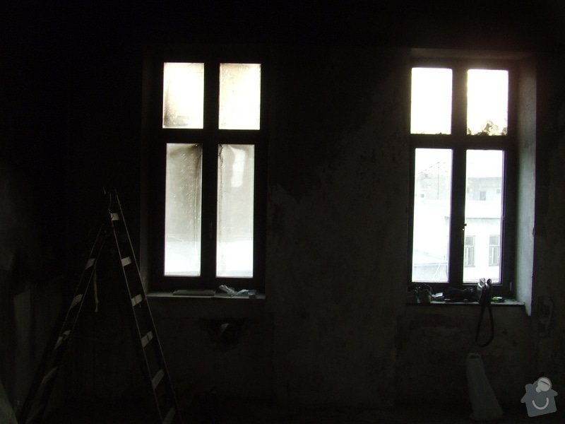 Rekonstrukce bytu: 6