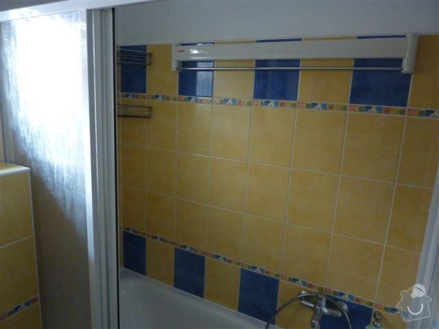Rekonstrukce koupelny spojené s WC na klíč: koupelna4