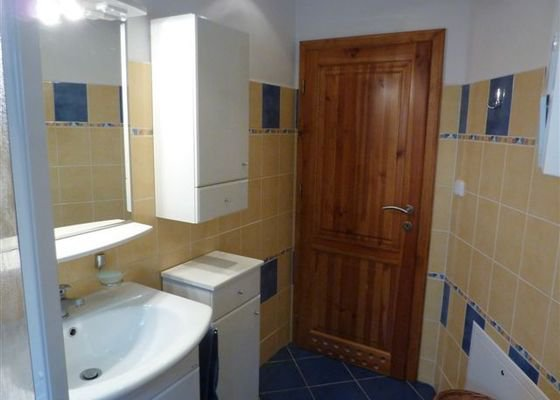 Rekonstrukce koupelny spojené s WC na klíč