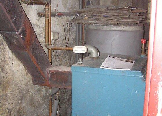 Instalace automatického kotle DEFRO