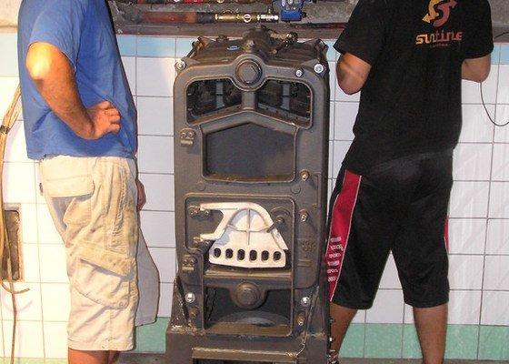 Výměna starého kotle Verner za automatický kotel EKO Perfekt
