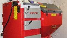 Výměna kotle DAKON za automatický kotel na tuhá paliva  DEFRO
