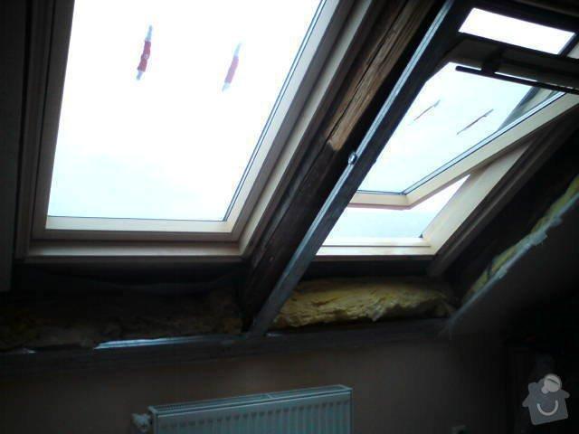 Výměna střešních oken: DSC00413