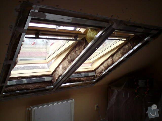 Výměna střešních oken: DSC00416