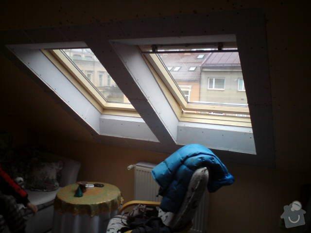 Výměna střešních oken: DSC00420