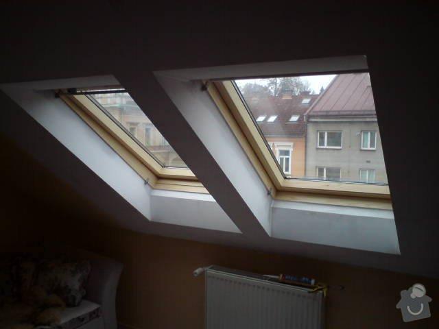 Výměna střešních oken: DSC00426