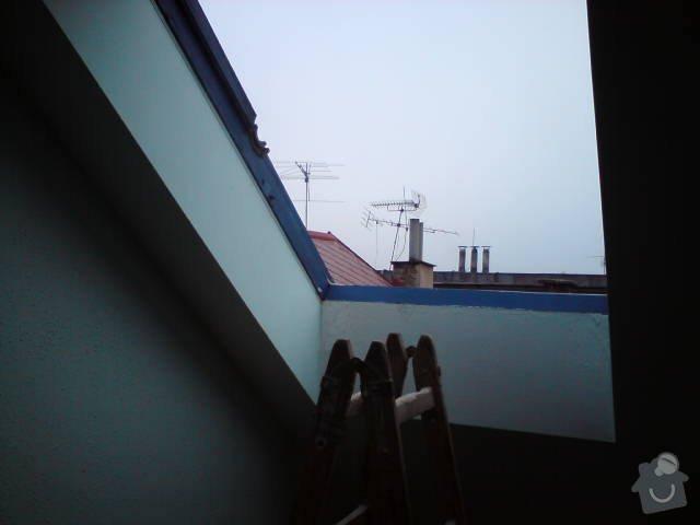Výměna střešních oken: DSC00414
