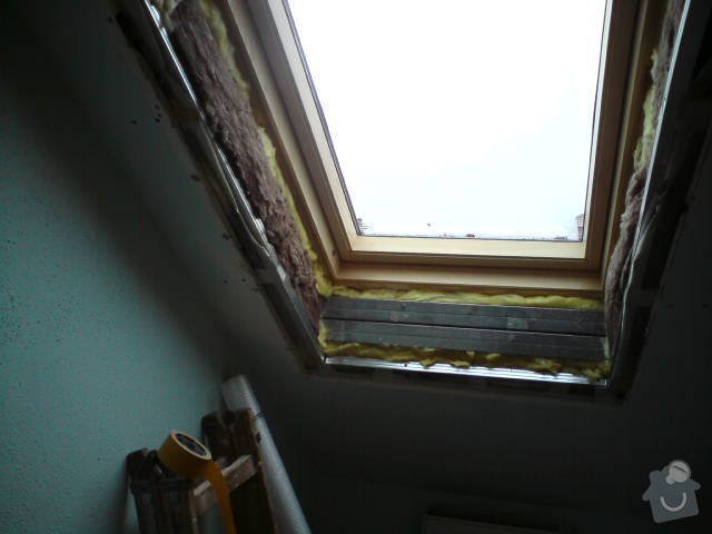 Výměna střešních oken: DSC00421