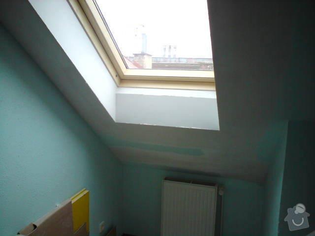 Výměna střešních oken: DSC00424