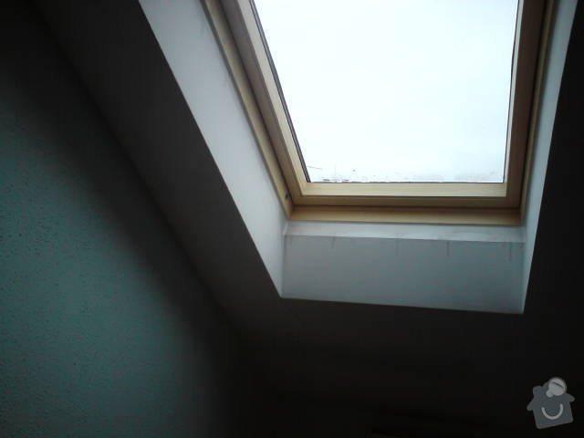 Výměna střešních oken: DSC00425
