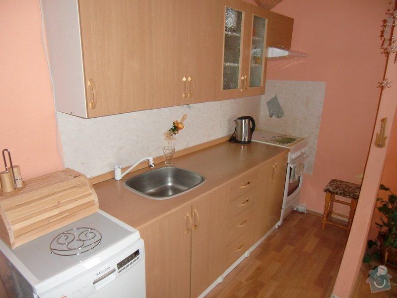 Rekonstrukce kuchyně + obývacího pokoje: CIMG2026